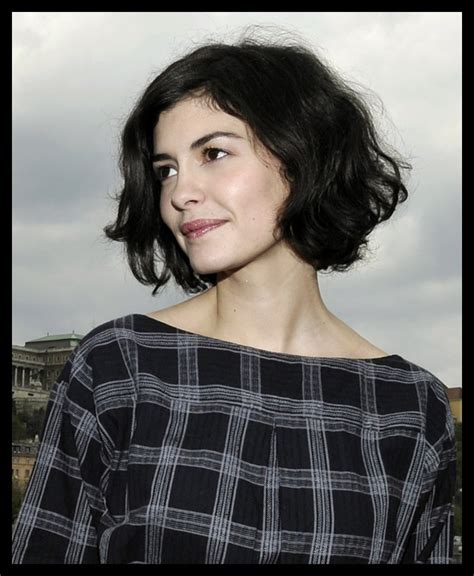 how to style your hair like audrey tautou short pixie audrey t on pinterest audrey tautou amelie and chanel