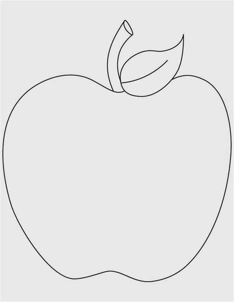 printable apple coloring page apple coloring page printable free coloring pages for kids