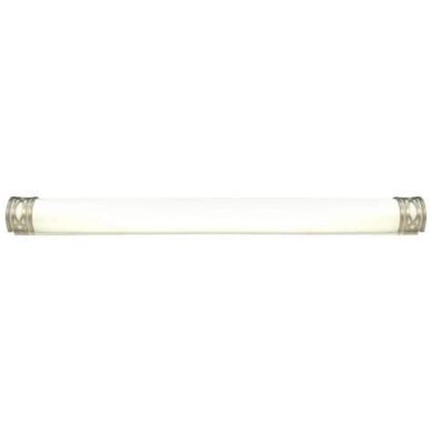 Indoor Wall Mount Light Fixtures Sylvania 1 Light Indoor Silver Platinum Led Semi Flush