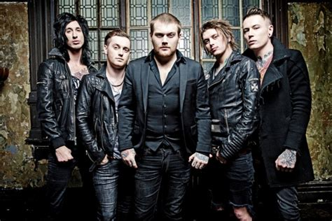 Asking Alexandria New Band confirmed asking alexandria re joined by original