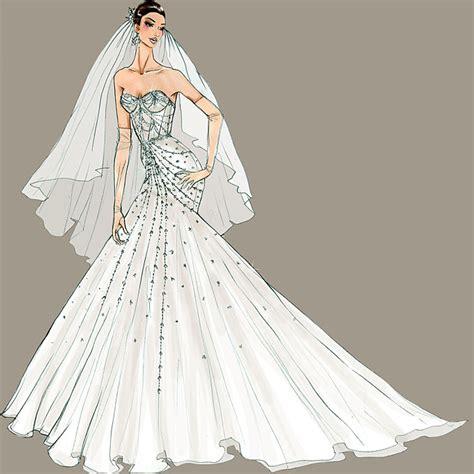 how to design a dress fashion design wedding dresses