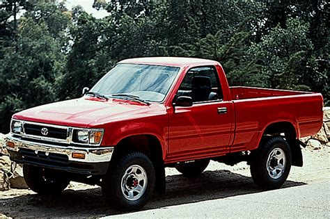 Toyota Up Truck 1990 94 Toyota Consumer Guide Auto