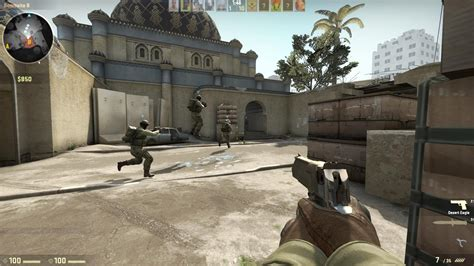 linux cs go gameplay counter strike global offensive cs go pc review