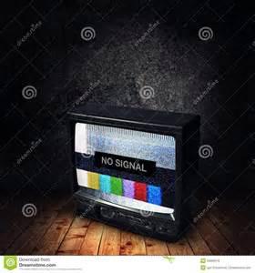 Bedroom Tv No Signal No Signal On Tv Royalty Free Stock Photos Image 34966418