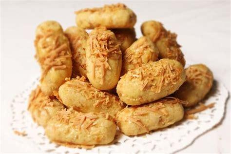 Kastengel Keju Edam Kue Kering Keju resep kue kering kastengel keju kraft renyah gurih