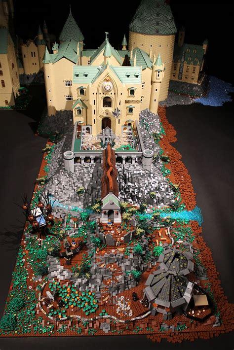 lego hogwarts  months  bricks  alice finch