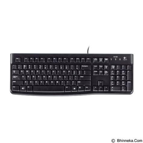 Keyboard Usb Murah jual logitech keyboard usb k120 920 002582 murah bhinneka