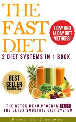 The Youth Method 14 Day Diet Detox Review by The Fast Diet 2 Diet Systems In 1 Book Lose Up To 8