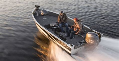 2014 Alumacraft COMPETITOR 185 TILLER Buyers Guide US Boat
