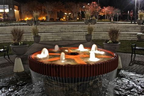 Water Fountains With Lights Four Ways To Light Up The Outdoors For An Event Inaray