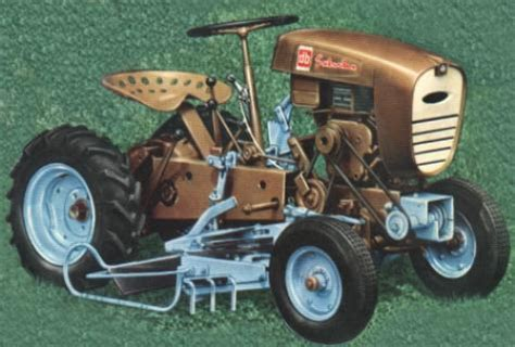 Vintage Sears Garden Tractors by Late 60s Sears Tractors Mytractorforum The