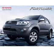 Carzcorner Toyota Fortuner 2010