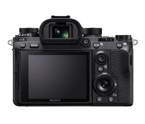 sony frame mirrorless sony introduces flagship alpha a9 mirrorless frame