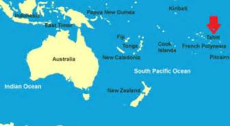 Tahiti Map Of World by French Polynesia Location On World Map French Wiring