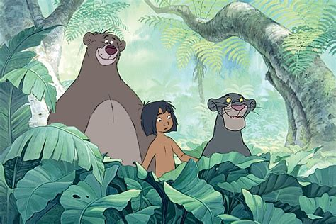 mowgli pictures from jungle book ben kingsley to voice bagheera in disney s live