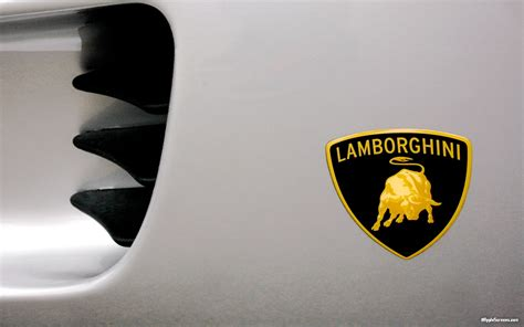 lamborghini logo hd car wallpapers lamborghini logo