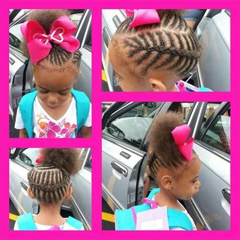 2 balls cornrows 17 images about natural kids pig ponytails on pinterest