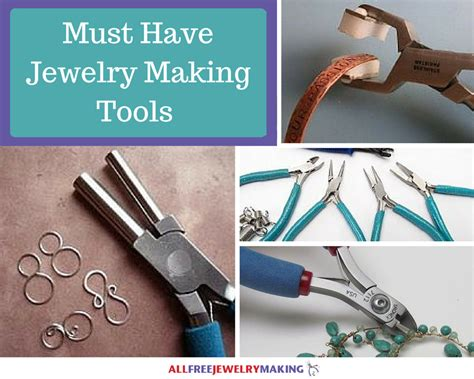 Diy Jewelry What Tools Do I Need To Start Jewelry