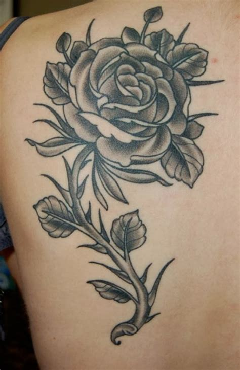 black rose tattoo meaning black tattoos designs ideas and meaning tattoos