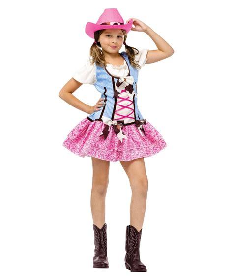 Dress Ribbon Onde Minie Kid rodeo sweetie costume costumes