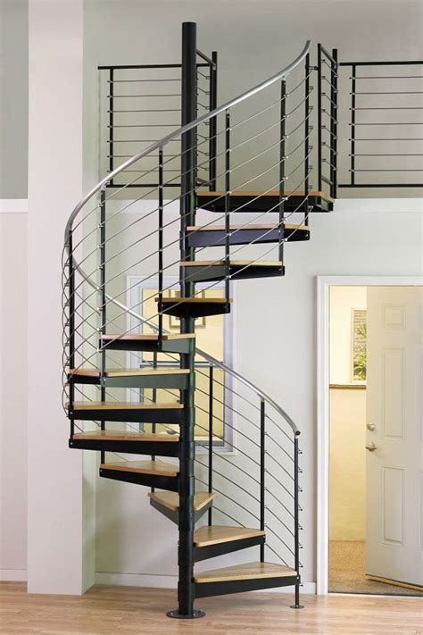 Spiral Stairs Design Metal Spiral Staircase Photo Gallery The Iron Shop Spiral Stairs
