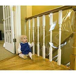 Kid Safe Banister Guard by Best 25 Baby Gates Stairs Ideas On