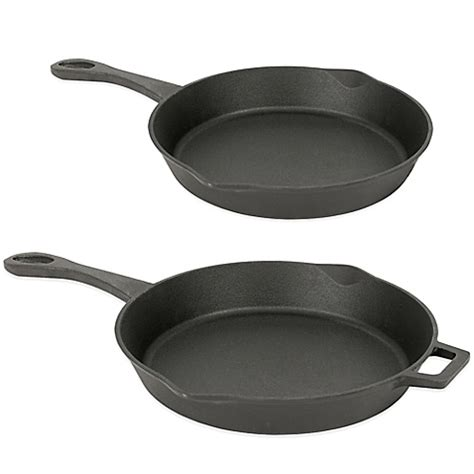 Bed Bath And Beyond Cast Iron Skillet bayou classic 174 cast iron skillet bed bath beyond