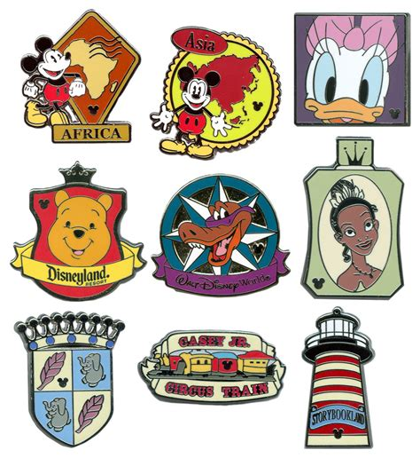 your wdw store disney pin disney parks unveil 2012 hidden mickey pins disney