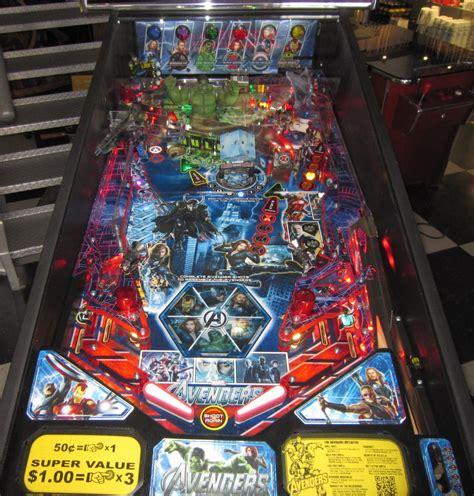 avengers pro pinball machine fun