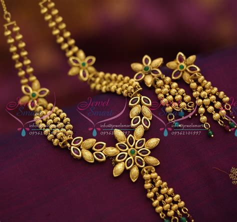 design online jewelry nl0715 exclusive gold imitation jewelry beads design ruby