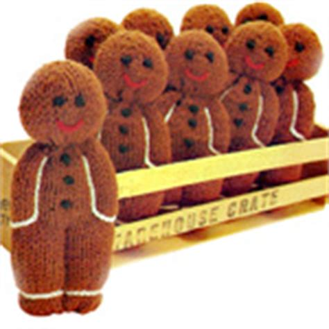 knitted gingerbread free pattern patterns for gingerbread in crochet new calendar