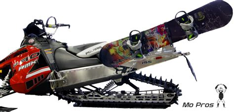 Snowmobile Ski Rack by Mo Pros Polaris Ski Rack Ski Doo Ski Rack Polaris