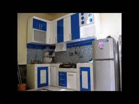 cara desain dapur sederhana cara desain dapur minimalis sederhana youtube