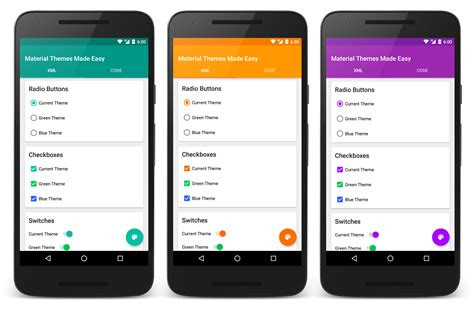 themes xamarin forms android material themes made easy with appcompat