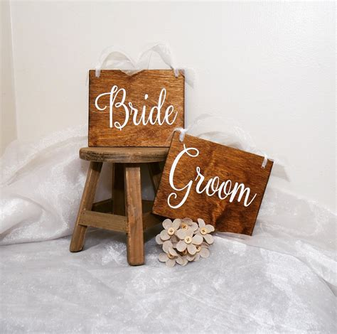 and groom chair signs ireland and groom wedding chair signs chair signs wedding