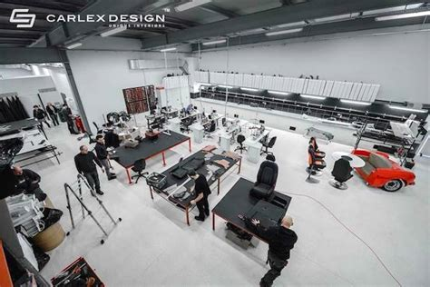 new castle auto upholstery check out carlex design s new garage