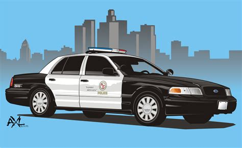 L For Car by Lapd Car By Cryingbear On Deviantart