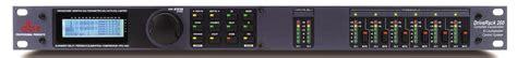 drive rack driverack 260 dbx professional audio
