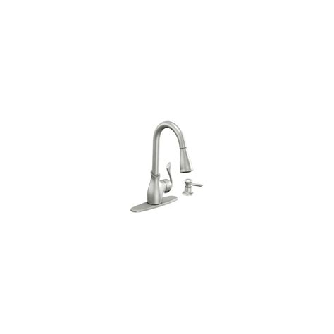 moen boutique kitchen faucet faucet ca87006csl in classic stainless by moen