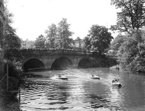 leamington spa motor boats on the river leam our