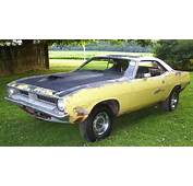 Mixed Bag 1970 Plymouth Barracuda AAR
