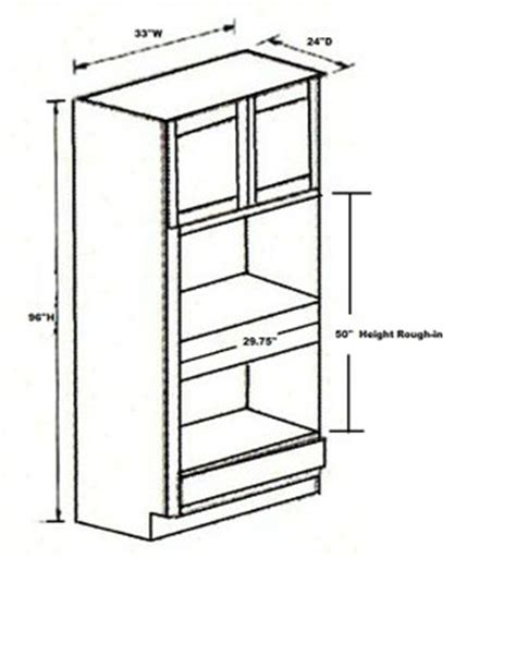 corner double oven cabinet dimensions double wall oven corner cabinet dimensions