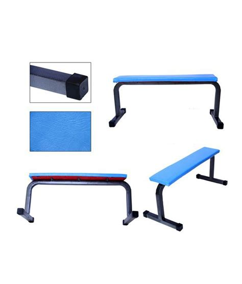 workout bench india health fit india exercise flat bench buy online at best