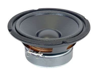 Speaker Woofer 6 Inch new 6 5 quot woofer replacement speaker home audio 6 1 2 8ohm