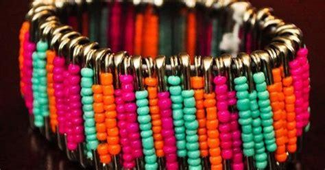 cara membuat kerajinan tangan cantik cara membuat gelang cantik dari manik manik art energic