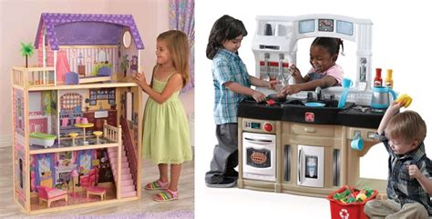 step 2 doll house great deal on kidkraft dollhouse and step2 play kitchen at kohls who said nothing in