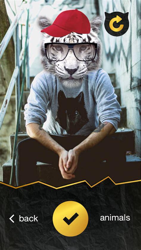 imagenes de leones swag swag animal face photo editor aplicaciones de android en