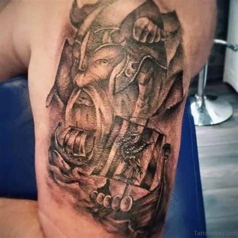 old tribal tattoos 57 magnifying viking tribal shoulder tattoos