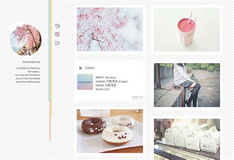 themes tumblr kawaii tumblr themes cute