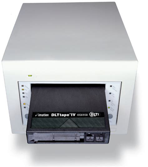 Dlttape Iv Imation imation 11776 dlt iv cartridges 40 80gb